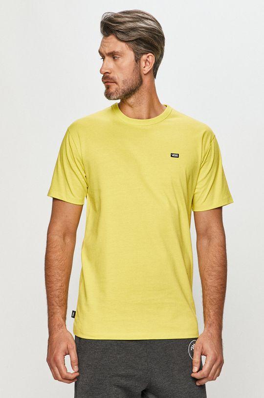 žlutá Vans - Tričko