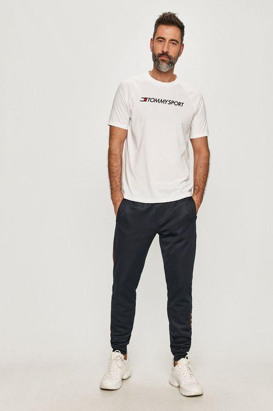 Tommy Sport - Tricou alb