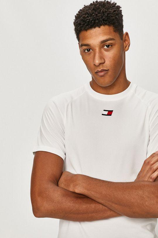 biela Tommy Sport - Tričko