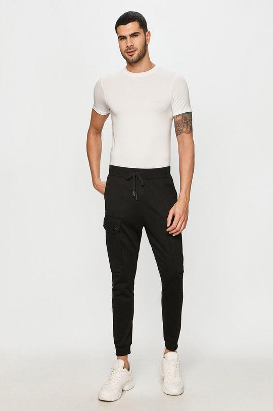 Resteröds - T-shirt Bamboo Viscose (2-pack) biały