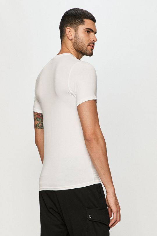 Resteröds - T-shirt Bamboo Viscose (2-pack) 5 % Elastan, 65 % Wiskoza bambusowa, 30 % Bawełna organiczna