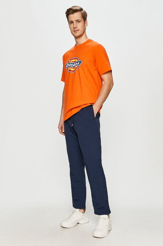 Dickies - T-shirt pomarańczowy