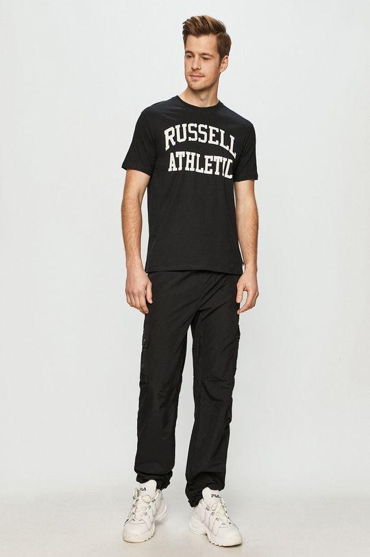 Russell Athletic - Tričko černá