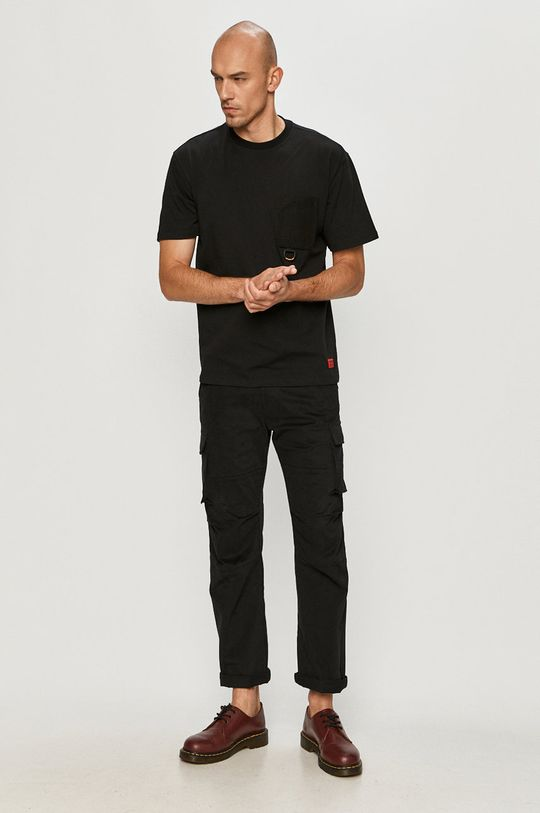 Caterpillar - T-shirt czarny