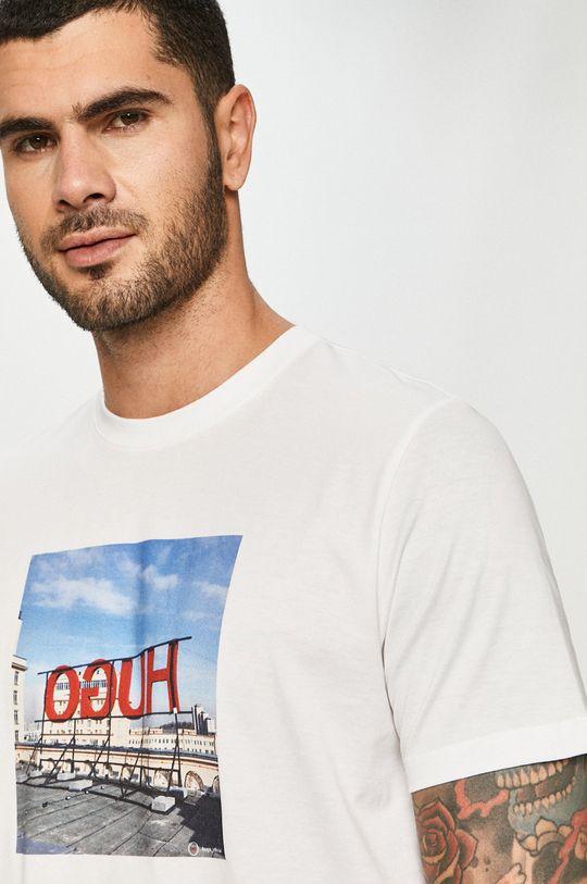 alb Hugo - Tricou De bărbați