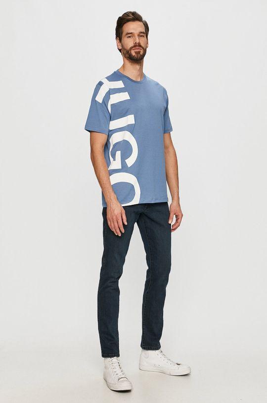 Hugo - Tričko modrá