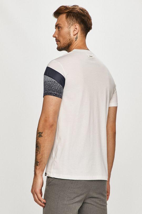 Desigual - Tričko  Základná látka: 100% Bavlna Úprava : 48% Bavlna, 52% Polyester