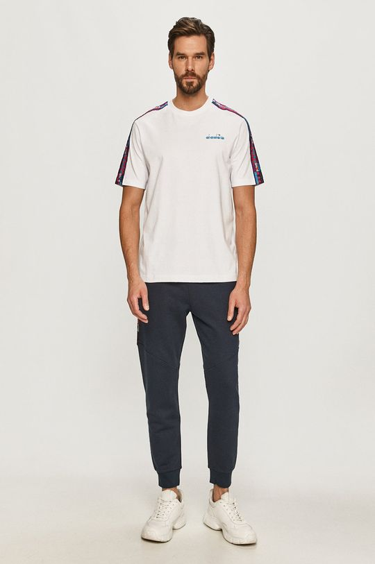 Diadora - T-shirt 100 % Bawełna