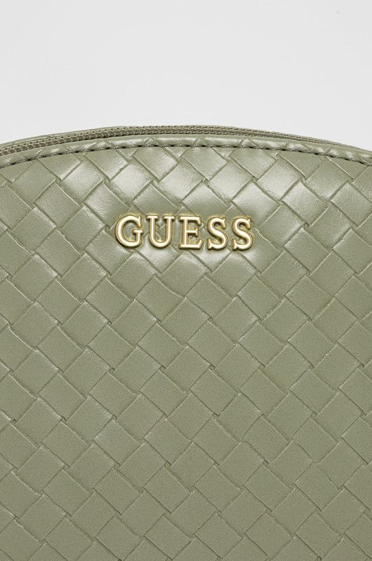 Guess - Kosmetyczka blady zielony