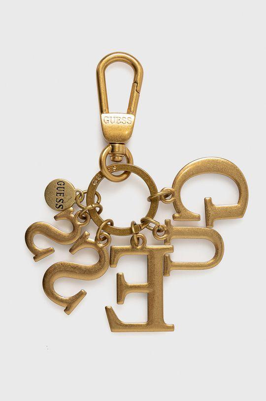 zlatá Guess - Kľúčenka Dámsky