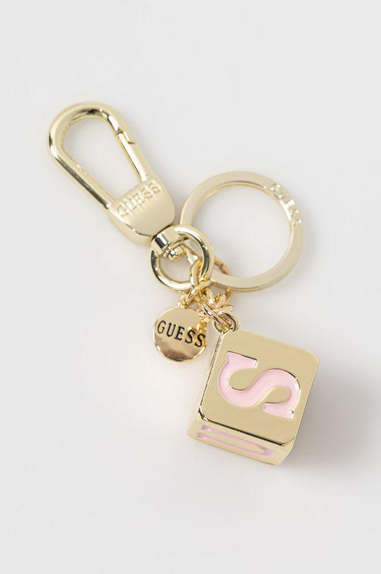 różowy Guess - Brelok Damski