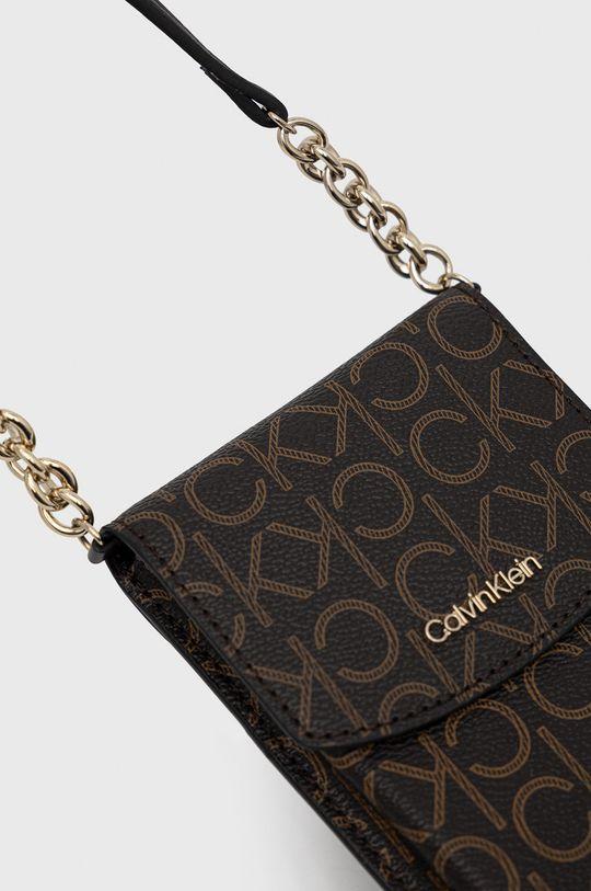Calvin Klein - Etui na telefon 100 % Poliuretan