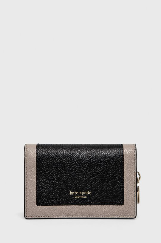 černá Kate Spade - Kožená peněženka Dámský