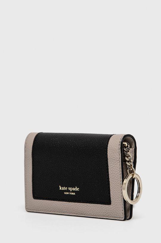 Kate Spade - Kožená peněženka černá