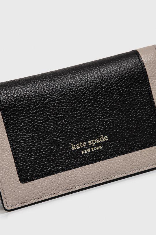 černá Kate Spade - Kožená peněženka