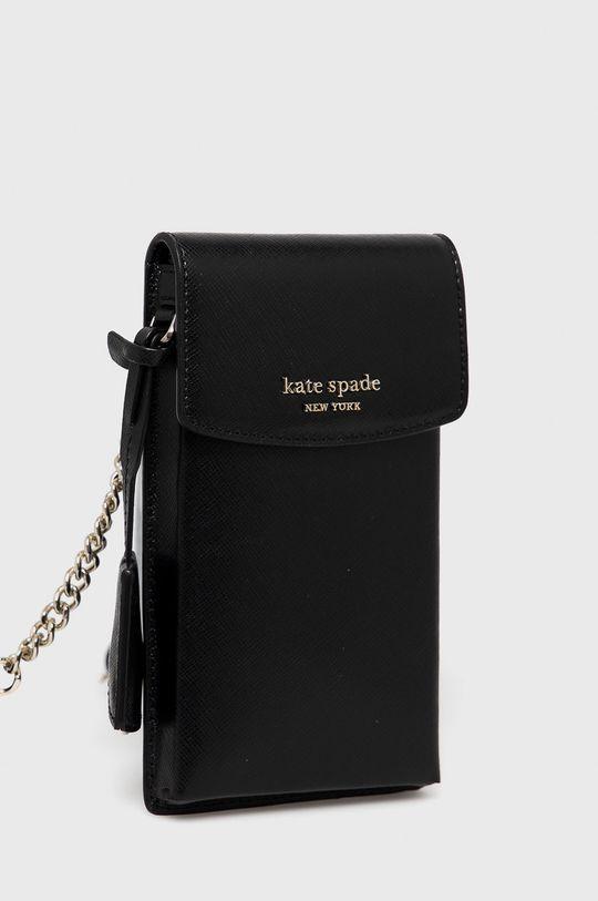 Kate Spade - Pokrowiec na telefon czarny