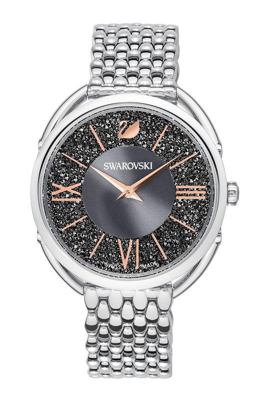 srebrny Swarovski - Zegarek 5452468 Damski