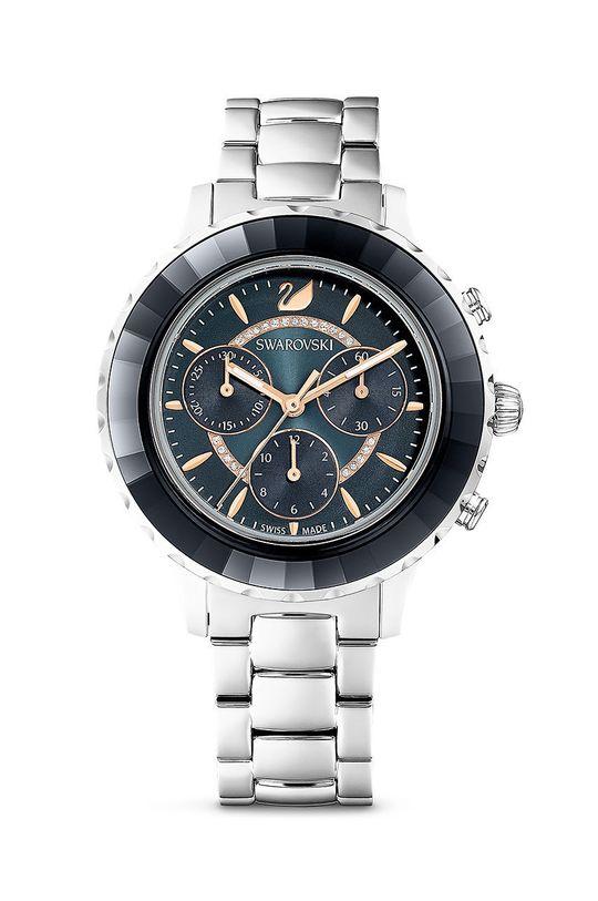 srebrny Swarovski - Zegarek 5452504 Damski