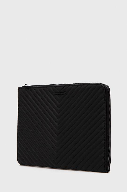 Aldo - Pokrowiec na laptopa Podszewka: 100 % Polietylen z recyklingu, Materiał zasadniczy: 100 % Poliuretan