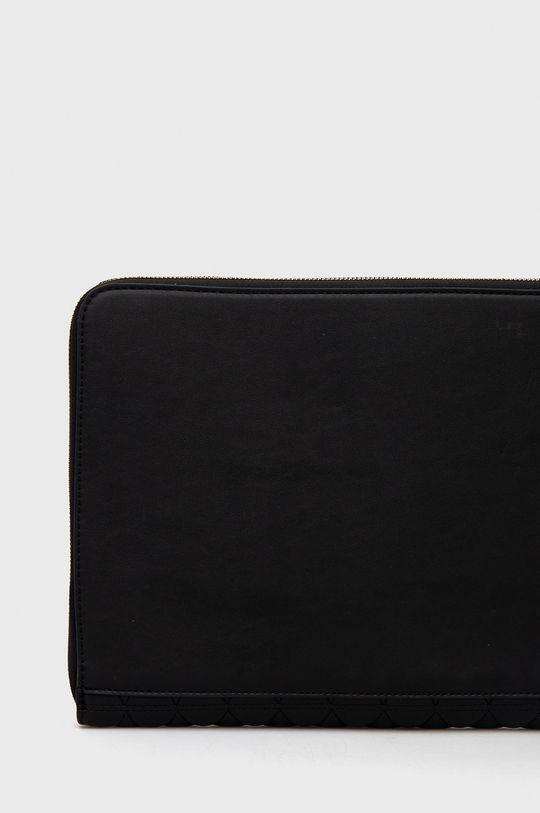 czarny Aldo - Pokrowiec na laptopa