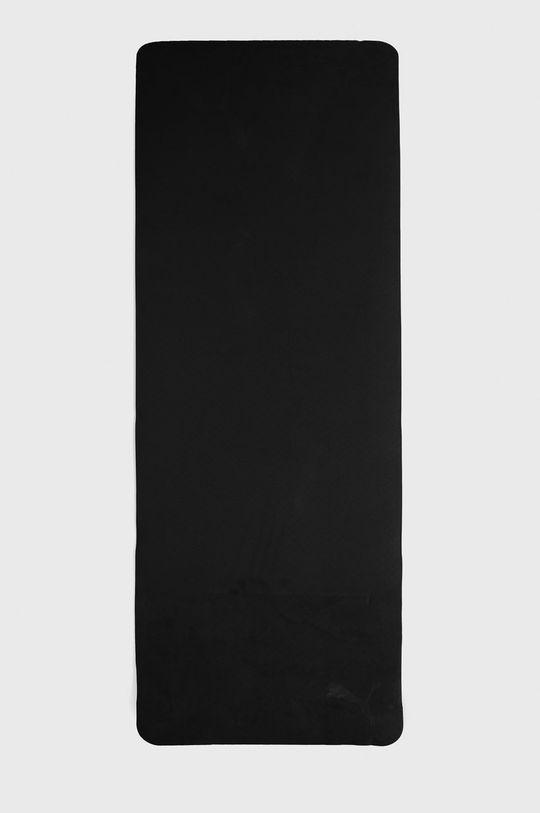 černá Puma - Podložka na jógu Dámský