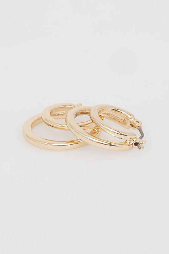 Dkny - Náušnice zlatá
