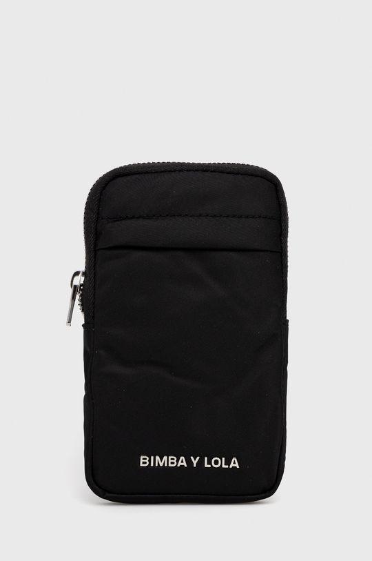 negru BIMBA Y LOLA - Etui pentru telefon De femei