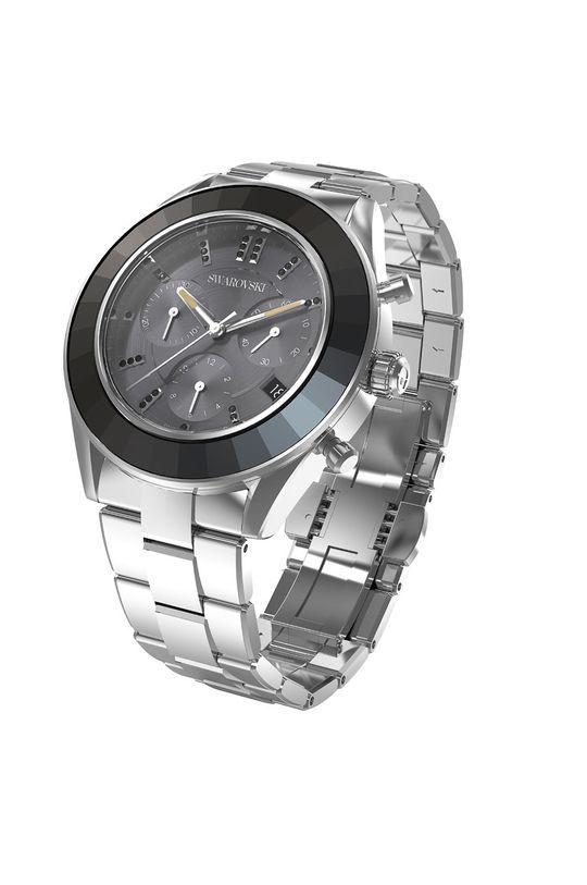 Swarovski - Zegarek OCTEA LUX SPORT srebrny
