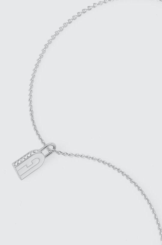 Furla - Naszyjnik Moon srebrny
