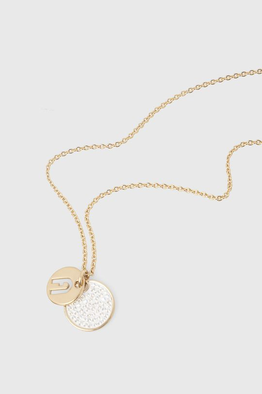 Furla - Naszyjnik Beads złoty