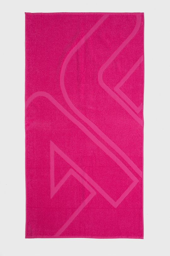 fuksja 4F - Ręcznik Damski