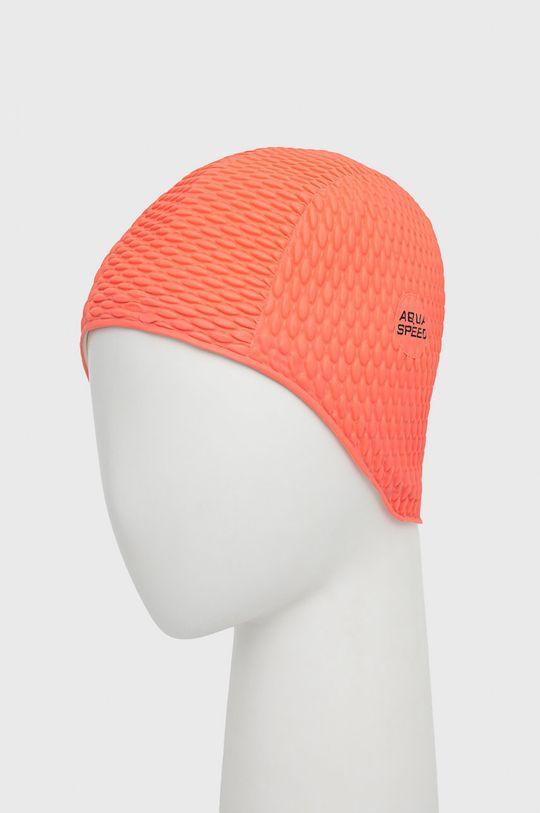 Aqua Speed - Czepek pływacki ostry różowy