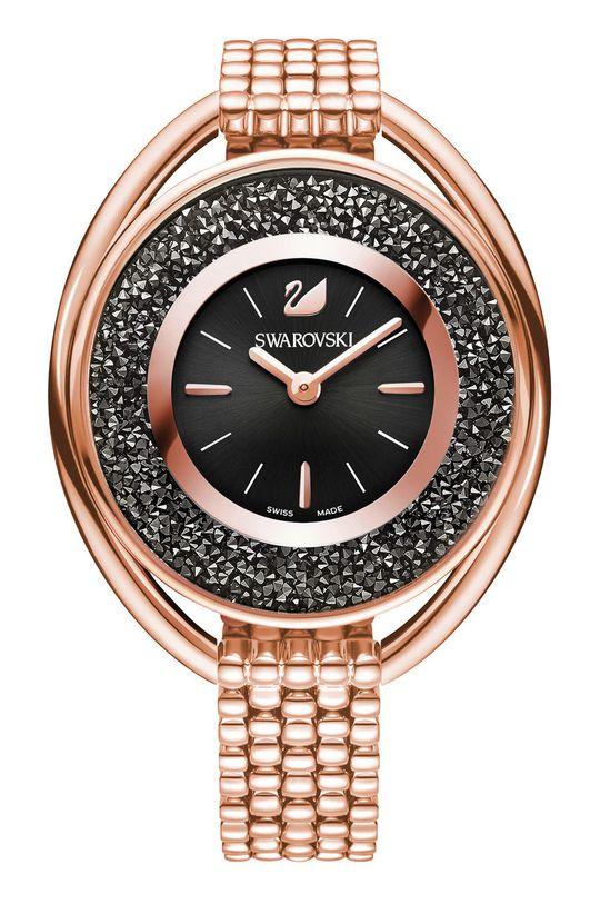 Swarovski - Zegarek Crystalline złoty