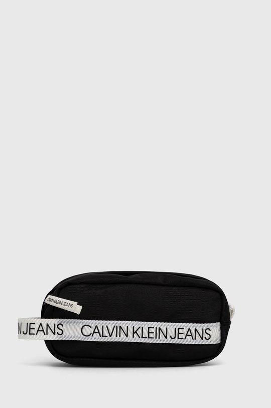 czarny Calvin Klein Jeans - Piórnik dziecięcy Dziecięcy