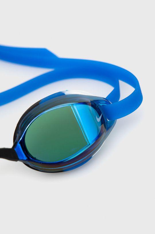 Nike Kids - Okulary pływackie dziecięce niebieski