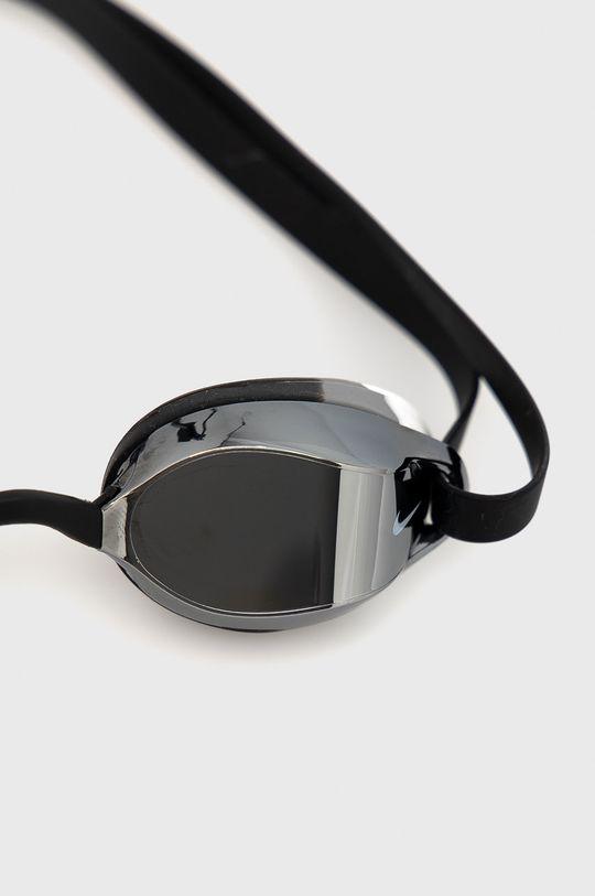 Nike Kids - Okulary pływackie dziecięce Materiał syntetyczny