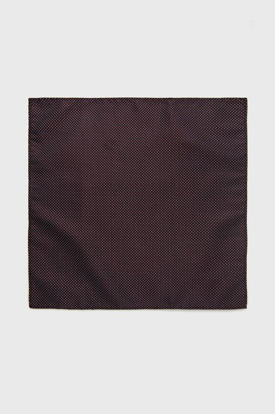ciemny fioletowy Jack & Jones - Zestaw krawat, mucha i poszetka