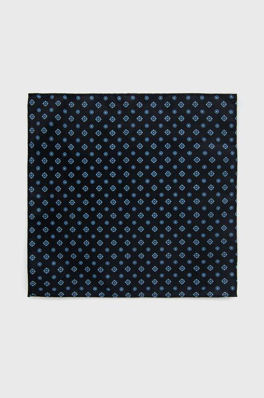 Jack & Jones - Krawat i poszetka 100 % Poliester z recyklingu