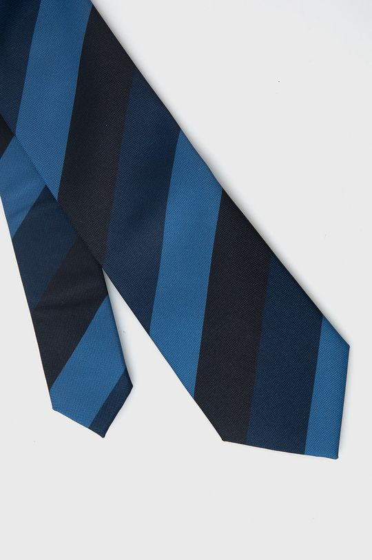czarny Jack & Jones - Krawat i poszetka