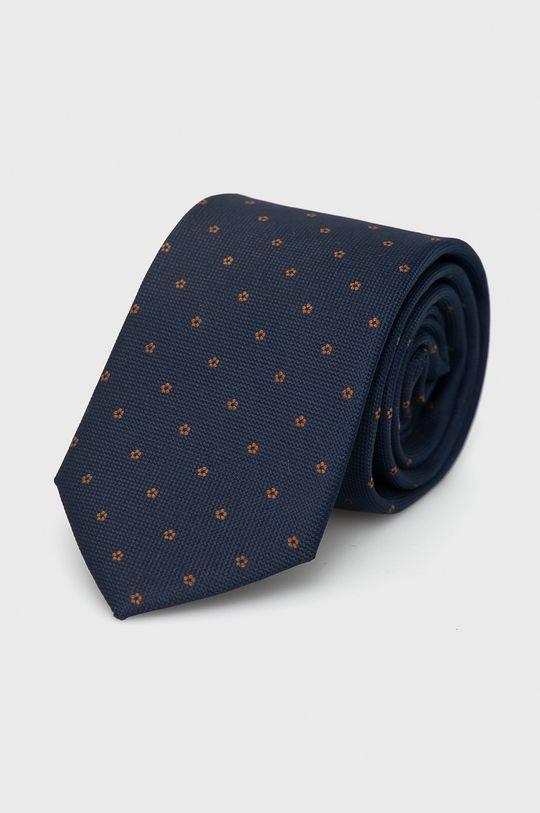Jack & Jones - Spinka i krawat granatowy