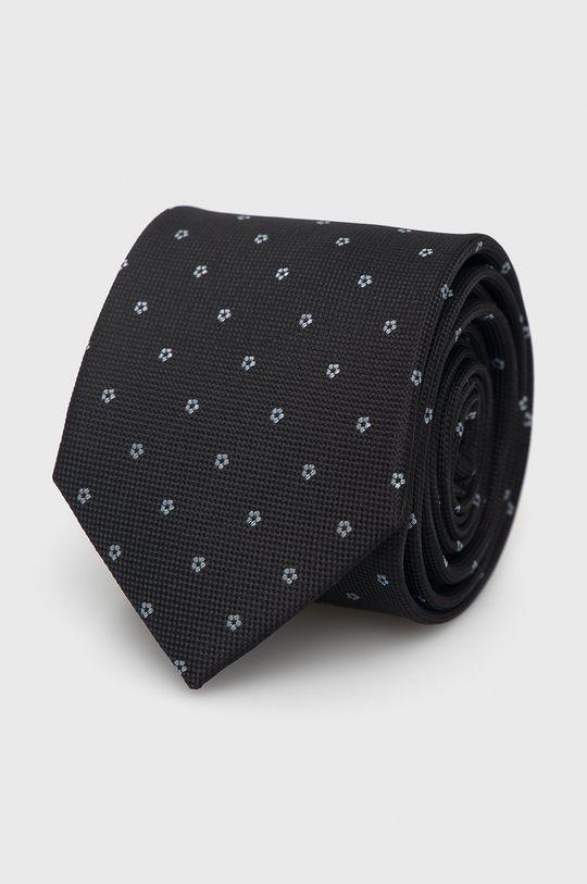 Jack & Jones - Spinka i krawat czarny