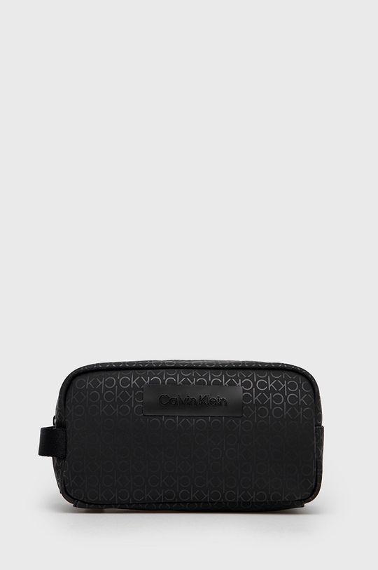 czarny Calvin Klein - Kosmetyczka Męski