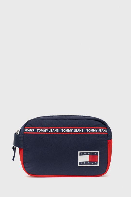 granatowy Tommy Jeans - Kosmetyczka Męski
