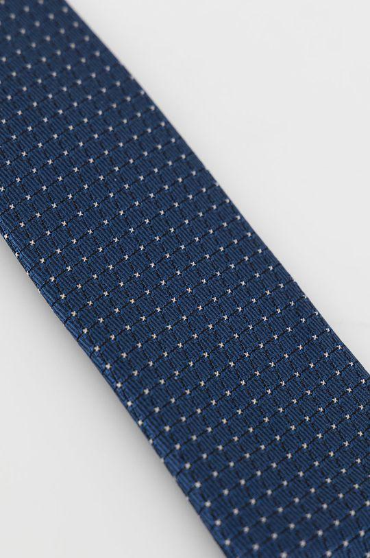 Calvin Klein - Krawat niebieski