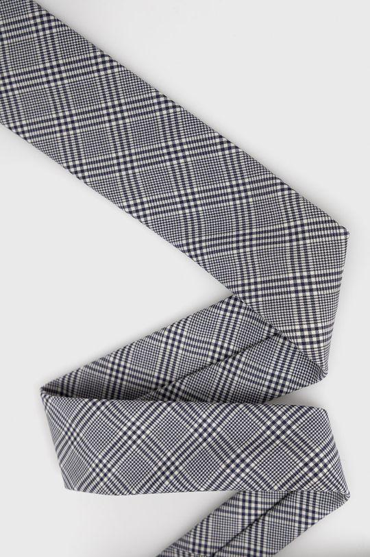 Boss - Krawat szary
