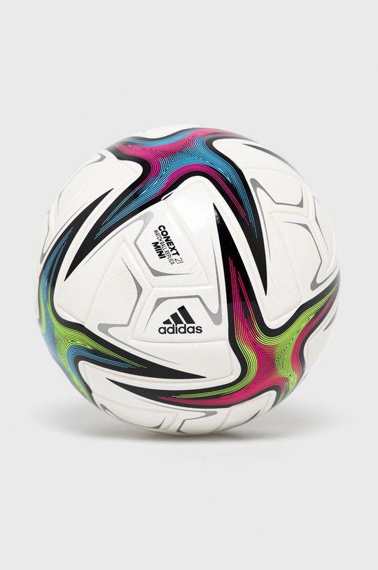 biały adidas Performance - Piłka Context 21 Mini Ball Męski