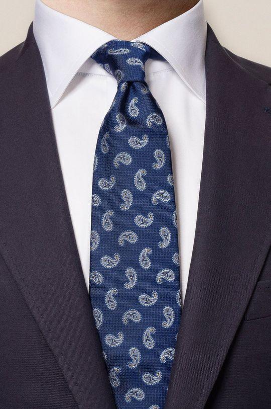 ETON - Krawat granatowy