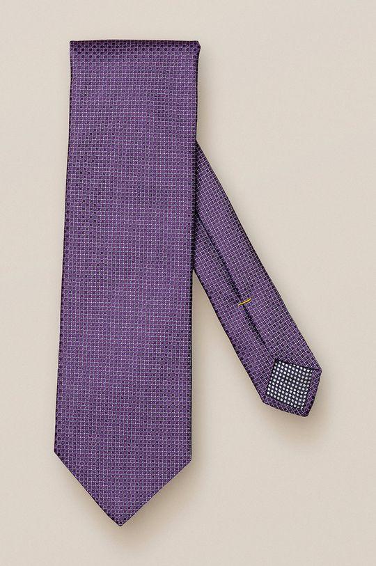 fioletowy ETON - Krawat Męski
