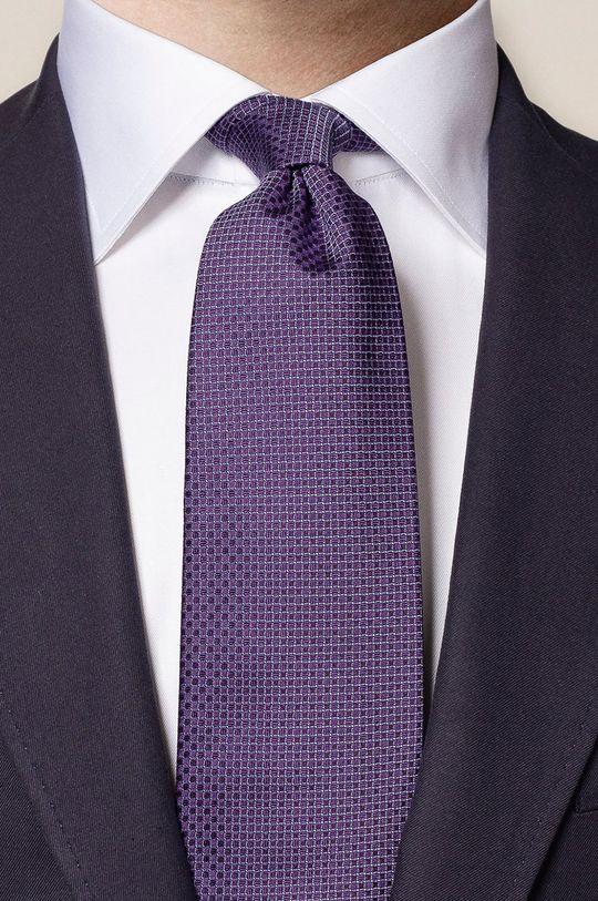 ETON - Krawat fioletowy