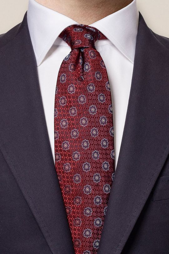 ETON - Cravata carmin